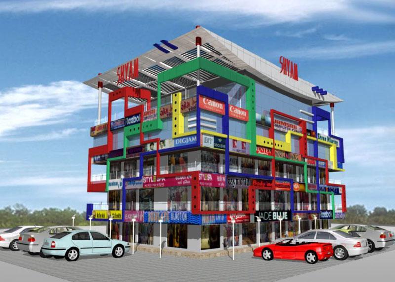 shyam-mall